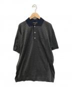 Christian Dior MONSIEUR(クリスチャンディオールムッシュ)の古着「【古着】ポロシャツ」|ネイビー