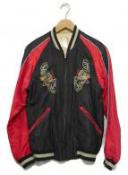 TAILOR TOYO(テイラートーヨー)の古着「リバーシブルスカジャン」|ブラック