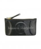 Maison Margiela 11(メゾンマルジェラ 11)の古着「hologram logo card holder」|ブラック