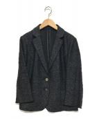 ()の古着「2Bジャケット」|グレー
