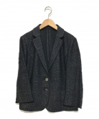 Leilian(レリアン)の古着「2Bジャケット」 グレー