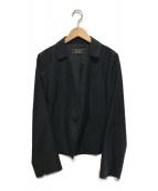 Leilian(レリアン)の古着「1Bジャケット」|ブラック