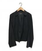 Leilian(レリアン)の古着「1Bジャケット」 ブラック