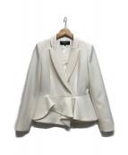 PAULE KA(ポール カ)の古着「セットアップスーツ」|ホワイト