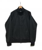 GOLDWIN(ゴールドウイン)の古着「シュプールトラックジャケット」|ブラック