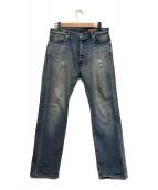 RHC Ron Herman(RHCロンハーマン)の古着「Taizo Denim Pants」|インディゴ