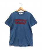 eYe COMME des GARCONS JUNYAWATANABE MAN(アイコムデギャルソンジュンヤワタナベマン)の古着「Tシャツ」 ブルー