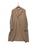 SHIZUKA KOMURO(シズカコムロ)の古着「コート」|ベージュ