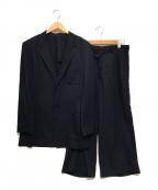 Ys(ワイズ)の古着「【OLD】セットアップスーツ」|ネイビー