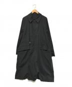 teatora(テアトラ)の古着「PACKABLE DEVICE COAT - P」|ブラック