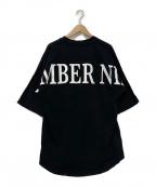 NUMBER (N)INE(ナンバーナイン)の古着「別注バックロゴプリントTシャツ」 ブラック