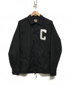 CarHartt(カーハート)の古着「コーチジャケット」|ブラック