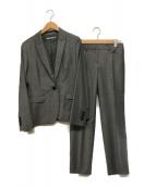 ()の古着「Executive Bergman3 セットアップスーツ」|グレー
