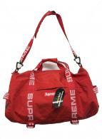 ()の古着「Duffle Bag」|レッド