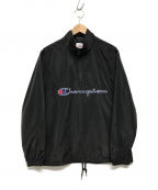SUPREME×Champion(シュプリーム×チャンピオン)の古着「Half Zip Pullover」|ブラック
