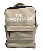 Marc by Marc Jacobs(マークバイマークジェイコブス)の古着「THE BACKPACK」|ベージュ