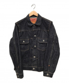 THE REAL McCOY'S(ザリアルマッコイズ)の古着「デニムジャケット」 インディゴ