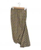Needles(ニードルス)の古着「Conti Skirt」|マスタード