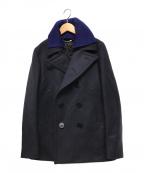 Berluti(ベルルッティ)の古着「ウールジャケット」|ネイビー
