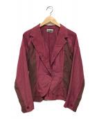 ()の古着「テーラードジャケット」 レッド