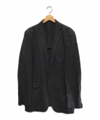 ()の古着「テーラードジャケット」 ネイビー