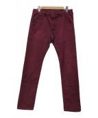 ()の古着「Krooley JoggJeans」|バーガンディー