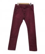 DIESEL(ディーゼル)の古着「Krooley JoggJeans」|バーガンディー