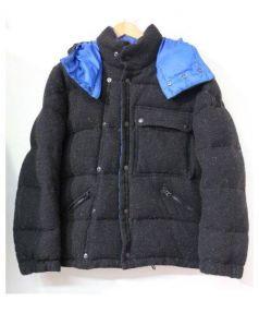 sage de cret(サージュ デクレ)の古着「ダウンジャケット」 ブラック