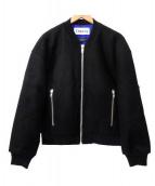 Etudes Studio(エチュードスタジオ)の古着「MA-1ジャケット」 ブラック