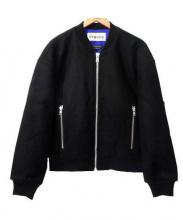 Etudes Studio(エチュードスタジオ)の古着「MA-1ジャケット」|ブラック