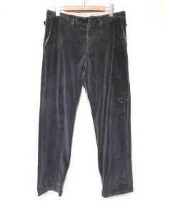 GLAD HAND(グラッドハンド)の古着「MIGRANT-PANTS」|ブラック