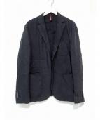 C.P COMPANY(シーピーカンパニー)の古着「テーラードジャケット」|ネイビー