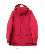 Traditional Weatherwear(トラディショナルウェザーウェア)の古着「ダウンジャケット」|レッド