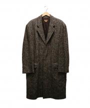 MICHAEL KORS(マイケルコース)の古着「ビッグシルエットデザインロングコート」