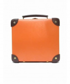 GLOBE-TROTTER(グローブトロッタ)の古着「センテナリーミニユーティリティーケース」 オレンジ
