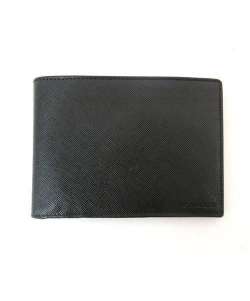 low priced ce839 6e539 [中古]PRADA(プラダ)のメンズ 服飾小物 2つ折り財布
