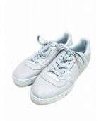 adidas(アディダス)の古着「YEEZY POWERPHASE」|グレー