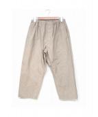 KAPTAIN SUNSHINE(キャプテンサンシャイン)の古着「Athletic Easy Pants」