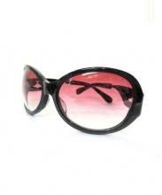 Vivienne Westwood(ヴィヴィアンウェストウッド)の古着「サングラス」|ブラック×ピンク