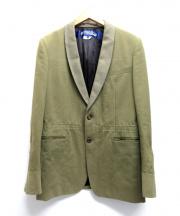 CDG JUNYA WATANABE MAN(コムデギャルソン ジュンヤワタナベ)の古着「ミリタリーテーラードジャケット」|オリーブ