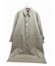 A.A.R(エーエーアール)の古着「ライナー付ステンカラーコート」|ベージュ