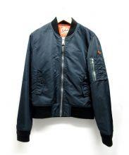 Schott(ショット)の古着「MA-1ジャケット」|ネイビー