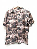 FLAGSTUFF(フラッグスタッフ)の古着「別注アロハシャツ」
