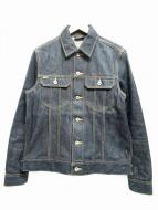 INTERBREED(インターブリード)の古着「カルビッジデニムジャケット」