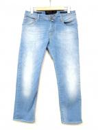 JACOB COHEN(ヤコブコーエン)の古着「デニムパンツ」