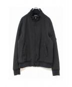 C.P COMPANY(シーピーカンパニー)の古着「ソフトシェルジャケット」|ブラック