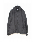 C.P COMPANY(シーピーカンパニー)の古着「ナイロンジャケット」|ブラック