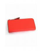 iTADAKi(イタダキ)の古着「長財布」|オレンジ