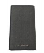 BVLGARI(ブルガリ)の古着「札入れ」 グレー