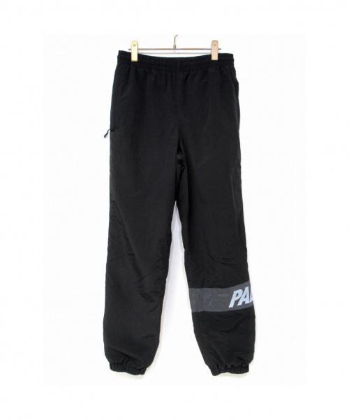 PALACE(パレス)PALACE (パレス) PSB SHELL Bottoms ブラック サイズ:Mの古着・服飾アイテム